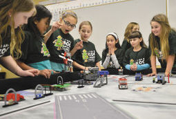 Lego robotics prompt problem solving | Education | Scoop.it