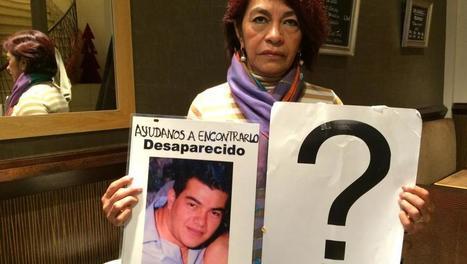 Disparus au Mexique: le cri d'alarme de Diana Iris Garcia à Coahuila - RFI | Mexique | Scoop.it