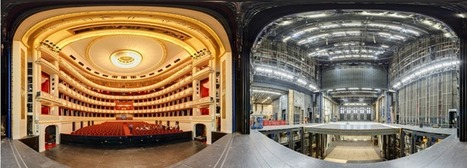 Vienna opera house tours : discover the new HD panoramic service of Wiener - Opera Digital | digital technologies in classical music & opera | Scoop.it