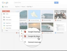 New- You Can Now Create Custom Maps in Google Drive ~ Educational Technology and Mobile Learning | Edtech PK-12 | Scoop.it