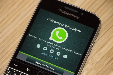 WhatsApp Is Dropping Support For Blackberry and Nokia | Bloggers Tips | Scoop.it