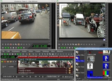 Top 5 Video Editors for Ubuntu/Linux   Tech Drive-in   Cultura Libre   Scoop.it