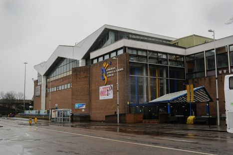 Look: New £36m sports centre for Coventry in the pipeline | Sports Facility Management.4140579 | Scoop.it