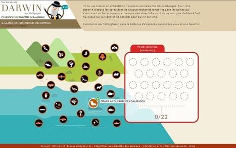 Un jeu sérieux pour comprendre Darwin | Gazette du numérique | Scoop.it