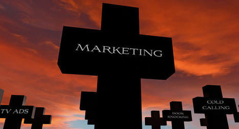 Marketing Is Dead? No, Marketing is in Motion! | Marketing in Motion | Scoop.it