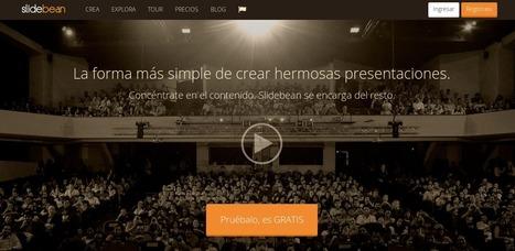 Crea rápidamente presentaciones hermosas con Slidebean | EDUCACIÓN 3.0 - EDUCATION 3.0 | Scoop.it