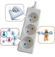 la triplette gagnante : blog, réseaux sociaux et emailings | usages du numérique | Scoop.it