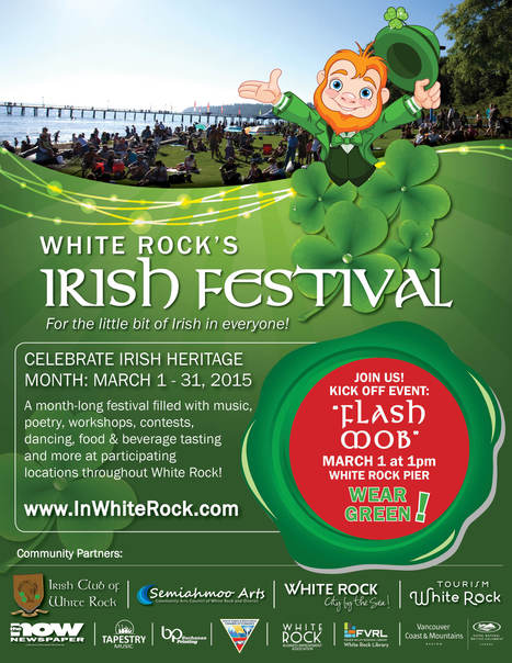 White Rock Irish Festival 2015   Visit White Rock BC, Canada   Scoop.it