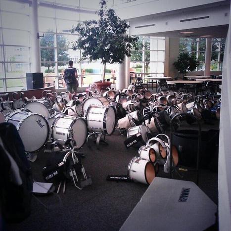 Twitter / brian_nikitas: The drumline!!! :P ... | Drumline | Scoop.it
