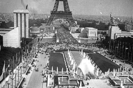 L'exposition internationale de 1937 | Histoires de Paris | Scoop.it