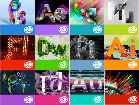 Adobe : Photoshop, Illustrator et d'autres logiciels du Creative Cloud ... - Le Journal du Geek (Blog) | Cloud | Scoop.it