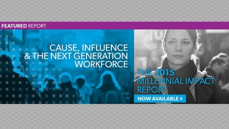 Influence: Giving and Leading Across Generations   Human Resources Best Practices   Scoop.it
