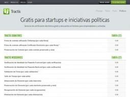 Servicios de certificación electrónica gratis para 'Startups' e iniciativas políticas | Microlopez | Ciberseguridad + Inteligencia | Scoop.it