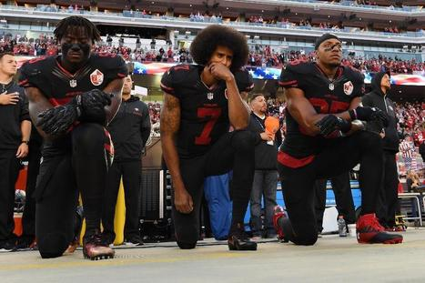 NFL National Anthem Protests Sink TV Ratings To Five-Year Low | NFL Football and Fandomonium | Scoop.it