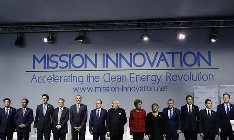 Zuckerberg, Gates and other tech titans form clean energy investment coalition | Peer2Politics | Scoop.it