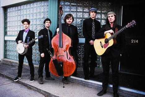 The Deadly Gentlemen come a callin' Saturday to Cafe Nine - New Haven Register | Acoustic Guitars and Bluegrass | Scoop.it