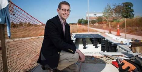Passeggiata Solare: il primo marciapiede fotovoltaico è a Washington - NextMe   Pulizia Impianti Fotovoltaici   Scoop.it