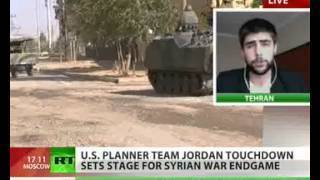 #US Deploying Military Personnel to #Syria, #Jordan Border | From Tahrir Square | Scoop.it