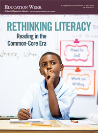 Education Week: Rethinking Literacy:Reading in the Common-Core Era | Dual-Language Education in Public Schools | Scoop.it