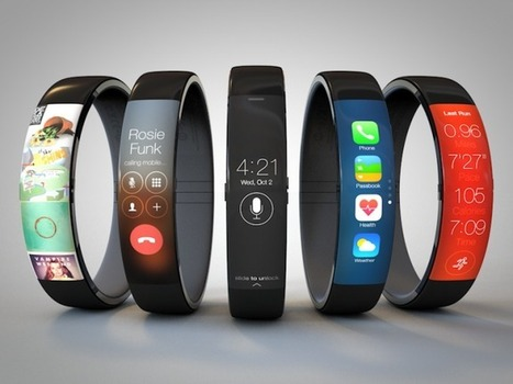 Apple 180: The iWatch Is At The Center Of A Whirlwind 6 Months For Cook And ... - Forbes | Flowian Solutions | Scoop.it