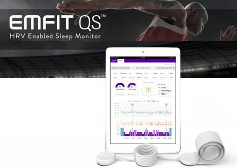 EMFIT QS mesure la qualité de votre sommeil - TinyNews | Ressources pour la Technologie au College | Scoop.it