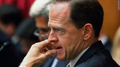 Toomey on gun laws: GOP didn't want to be seen helping Obama | Gov and Law Current Events - Emily | Scoop.it