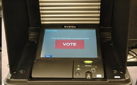 #Security: #Voting Machines Decertified for Severe #Hacking #Risks | Information #Security #InfoSec #CyberSecurity #CyberSécurité #CyberDefence | Scoop.it