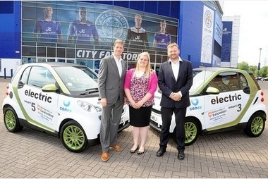 Leicester University to use zero-emission Mercedes Smart cars to monitor pollution - Leicester Mercury | News from the University of Leicester | Scoop.it
