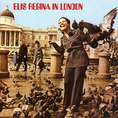 Album: Elis Regina, In London (Soul Jazz) | WNMC Music | Scoop.it