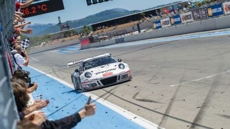 NOUVELLE VICTOIRE POUR LA PORSCHE 991 GT3R DU TEAM HERBERTH AUX 24 HEURES DU PAUL RICARD | Auto , mécaniques et sport automobiles | Scoop.it
