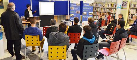 Saverdun: une affluence record au lycée professionnel Tissié pour les portes ouvertes   Lycée des métiers Philippe Tissié à Saverdun (Ariège)   Scoop.it