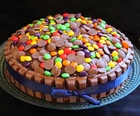 PicNic: Chocolate Overload Cake | Recipes | Scoop.it