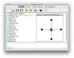 Lesetipp: Programmierkonzepte mit Python und der Lernumgebung TigerJython   Programmieren für alle   Scoop.it