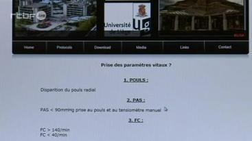 RTBF La Une | Le CHU de Liège met au point le premier système de tri des patients aux urgences | L'actualité de l'Université de Liège (ULg) | Scoop.it