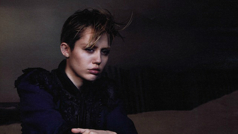 Miley Cyrus is the New Face of Marc Jacobs! See the Spring 2014 CampaignNow | Fashion News | Scoop.it