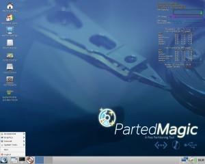 Parted Magic 6.7 ajoute l'outil de gravure Xfburn. | Actualités de l'open source | Scoop.it