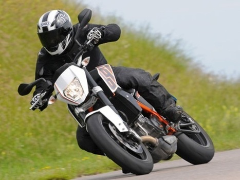 Test KTM Duke 690 2012: Terribly Mono Culture | motorcycles | Scoop.it