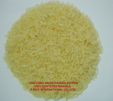 Parboiled Rice- Delight for your health and taste buds | Choose The Best : Packers and movers in Rajasthan | Scoop.it