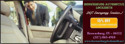 Brownsburg Automotive Locksmith Service | Brownsburg Fast Locksmith | Scoop.it