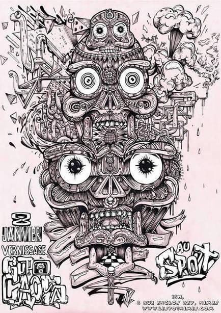Supocaos @ Le Spot | Rap , RNB , culture urbaine et buzz | Scoop.it