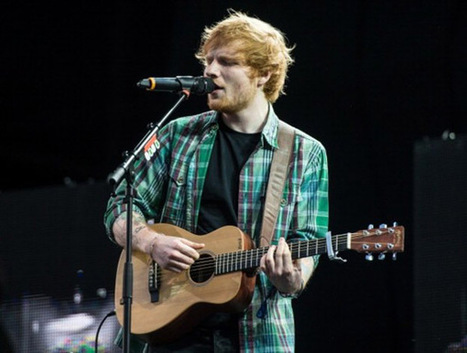 Ed Sheeran - Everything You Are Lyrics and Video | entertainmentpixel.com | Scoop.it