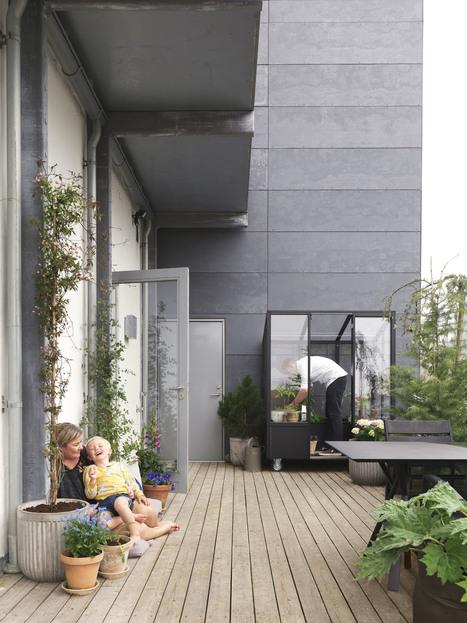 Visite déco | Le loft coloré de Trine Andersen, créatrice de Ferm Living | décoration & déco | Scoop.it