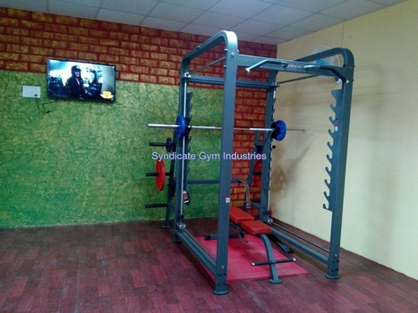GYM FITNESS EQUIPMENT MANUFACTURER   Gym Equipment Manufacturer in Punjab   Scoop.it