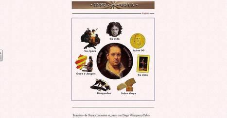 InfoGoya 96 | Historia del arte | Scoop.it
