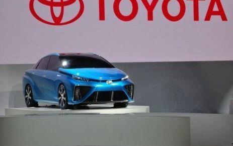 Etats-Unis : la voiture à hydrogène sur les routes en 2015 | Veille technologique STI2D | Scoop.it
