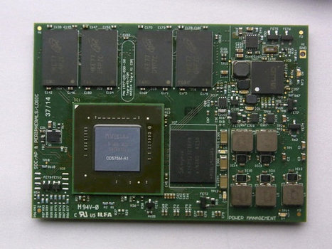 Avionic Design to Introduce Embedded Nvidia Tegra K1 Processor Module | Embedded Systems News | Scoop.it