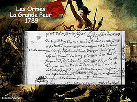 Lulu Sorcière Archive: La Grande Peur aux Ormes (86) - 1789. Echo. | GenealoNet | Scoop.it