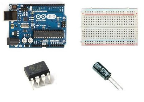 How to program the ATtiny85 with the Arduino uno board | Raspberry Pi | Scoop.it