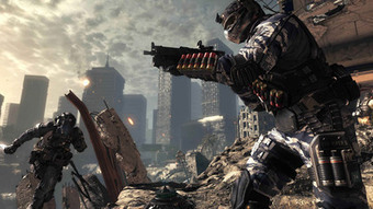 Call of Duty: Native 1080p on PS4, 720p on Xbox One? - IGN | geeky gamer's | Scoop.it