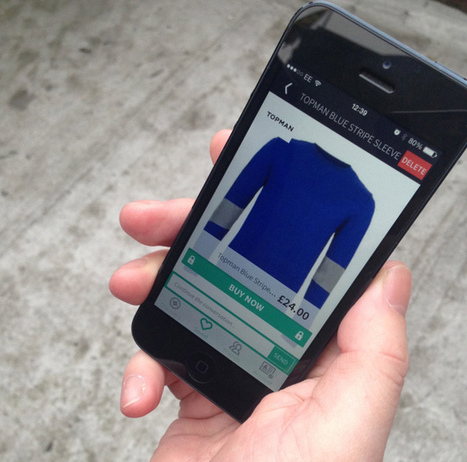 Mallzee Is A Tinder-Esque Shopping App That Lets Your Friends Play Fashion Police | TechCrunch | Creatively Awesome Tech | Scoop.it